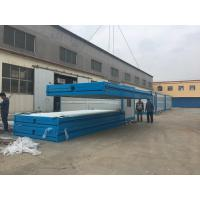 China Pre Engineered Folding Shipping Container House Anti Rust Paint High Capacity on sale