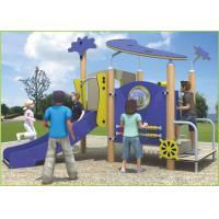 Super Star Series Outdoor Playground Equipment Wooden Material Commercial Usage for sale