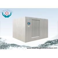 China Hospital Sterilization Equipment 800 Liters CSSD Sterilizer With Water Ring Vacuum Pump wholesale