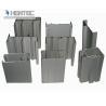 China 6063 6061 powder coating aluminium window frames, extrusion profile wholesale