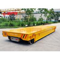 China Battery Powered Railway Carriage Industrial Transfer Car 12 Months Warranty wholesale