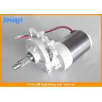 China Self Balance Electric Scooter Parts UV-01D Brush Motor With 800W Rate wholesale