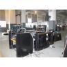 China CE Standard Automatic Silk Screen Printing Machine Swing Stop Cylinder Screen Printer wholesale