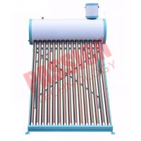 China 150L Thermosiphon Solar Water Heater Industrial With Coil Heat Exchanger on sale