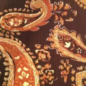 China Rose Printed Chiffon Fabric for Ladies
