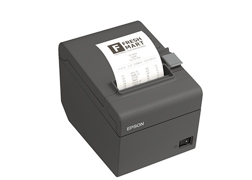 Quality Retail System Handheld Thermal Receipt Printer USB 150mm/S Fast Printing for sale