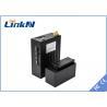 China 1W COFDM HD One Way Mini Wireless Transmitter , Video Wireless Transmitter wholesale