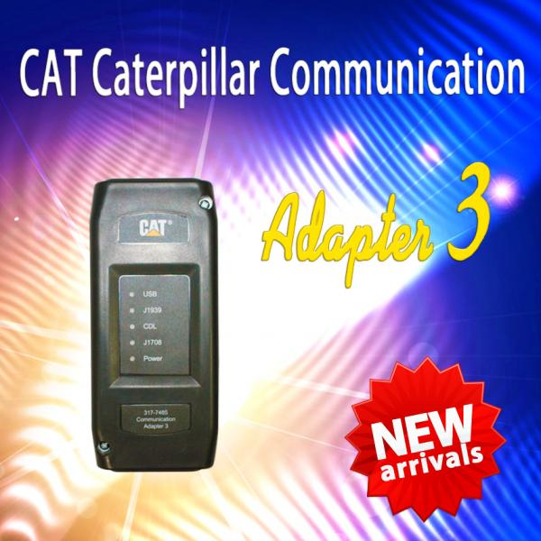 Caterpillar diagnostic tool