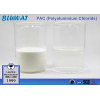 China White Powder Polyaluminium Chloride Pac For Drinking Water Treatment wholesale