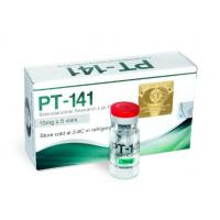 China PT-141 HGH Human Growth Hormone HGH Raw Powder For Sexual Dysfunction Treatment wholesale