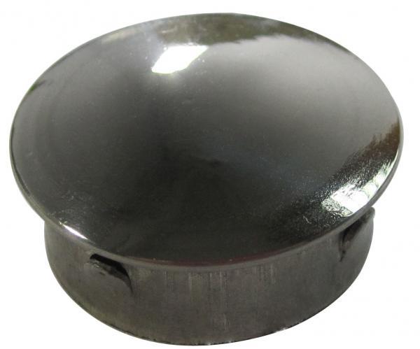 Aluminum pipe end caps
