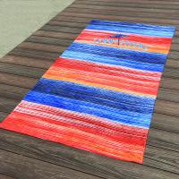 China Personalized Novelty Towels Dragonfly Boys' Travel Swimming Beach Towel for Kids wholesale