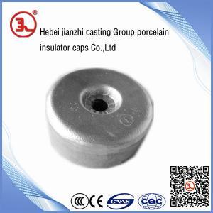 China ductile iron solid core insulator flange wholesale