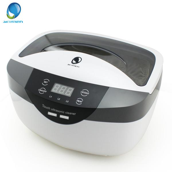 Quality Commercial 2.5L Ultrasonic Vegetable Cleaner Removing 99% Farm Chemical for sale