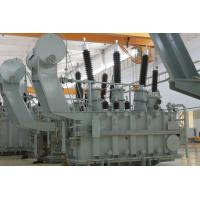 ONAN Core Type Oil Immersed Power Transformer With 110kv / 121kv 25000kva