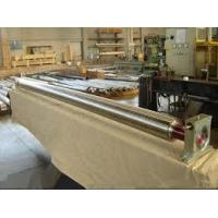 Buy cheap paper guide roll of paper machinery(accept customization)stainless steel from wholesalers