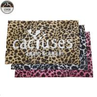 China Exquisite Custom Made Embroidered Patches Washable For Garment Clothing wholesale