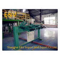 China Upward Continuous Casting Machine AC Three Phase 380V for 20mm Brass Rod wholesale