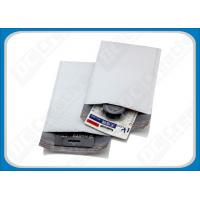 China Waterproof White Co-ex Multi-layers Poly Bubble Envelopes , Poly Shipping Envelopes on sale