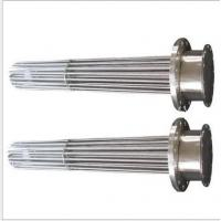 China Incoloy Domestic Oil Immersion Heater 2200w 380v For Industrial , Energy Efficient on sale