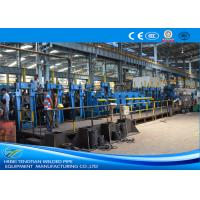 China ERW Stainless Steel Tube Mill , Stainless Tube Mills Directly Forming wholesale