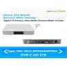 China Кардлесс телевизионная приставка ХД МПЭГ-4 ДВБ к 1080п с поддержкой ПВР набора микросхем Хисиликон wholesale