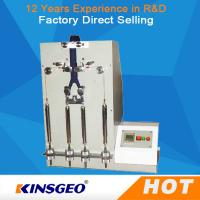 China 75mm LCD Fatigue Tester Machine , Dynamic Fatigue Testing Machine with 35kg Weight wholesale