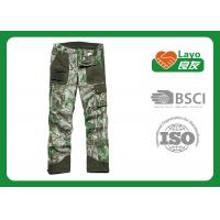 China Casual Multi - Pockets Hunting Camo Pants For Men Breathable wholesale
