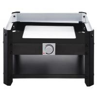 ELECTRIC STOVE ALPACA WARMING PLATE XXL-CF20B 500W DOUBLE USE FOR HEATING AND WARM,FOOD COFFEE ROTARY SWITCH