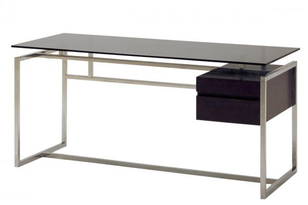 Decoro Furniture ... Glass Office Desks Modern Writing Table For Sitting Room Furniture