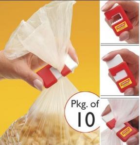 China plastic bag clip wholesale