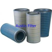 China DN 324x 660mm height Gas turbine pleated filter cartridge filter element wholesale