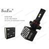 5202 / Linternas automotrices 40w de H16 4000LM LED con el microprocesador de Philips Lumileds MZ
