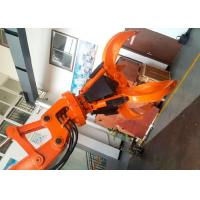 China ISO Certified Electric Orange Peel Grab ,  Steel Orange Peel Bucket wholesale