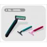 China Hot Selling Twin Blade Disposable Shaving Razors wholesale
