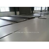 Buy cheap Customized 300 Series Hot Rolled Stainless Steel Plate 321 Different Finish from wholesalers