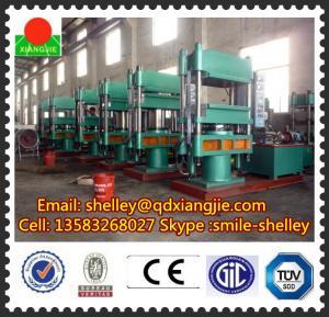 China automatic pull- push rubber vulcanizing press ( machine ) on sale