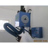 China Wall-Mounted Filter Welding Fume Extractor/Wall Mount Welding Smoke Eater with dual arms wholesale