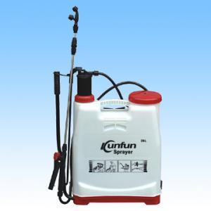 China 20L hand sprayer CF-20L-1B brass pump wholesale