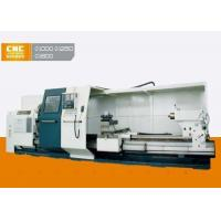 China CK61125Q CNC horizontal lathe machine (Guide rail width=600mm, 2.5tons load) on sale
