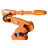 China Automatic Palletizer Machine Robot Palletizing System 180 Kg Payload wholesale