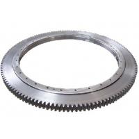 China Single Row Slewing Ring Bearings Four Point Contact Ball For Lifting Machinery wholesale