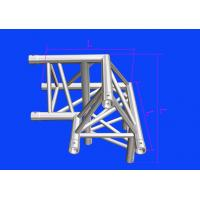 China Aluminum Alloy Portable Lighting Truss , Triangle Truss System For Car Booth / Event wholesale