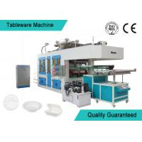 China Eco friendly Bamboo Fiber Paper Plate Tableware Making Machine / Pulp Moulding Equipment wholesale