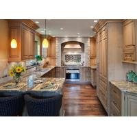 China Kitchen Natural Granite Countertops with Single Sink wholesale