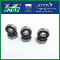 China VETOR Precision Deep Groove Roller Bearing 6301 2RS wholesale