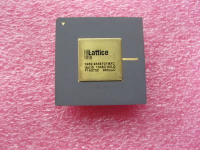 Quality LATTICE 1048 Device Embedded CPLDs Complex Programmable Logic Devices Chip ISPLSI1048C-50LG/883 for sale