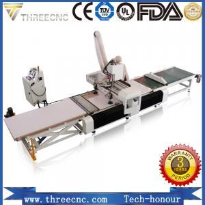 China Auto feeding furniture making machine MDF CNC router machine TM1325F.THREECNC on sale