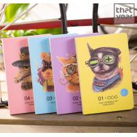 China Students portable bare notebook with different color wholesale