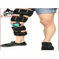 China Adjustable Knee Joint Fixator With Alloy Material And Magic Stick For Men And Women wholesale